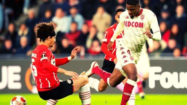 """""""Έκλεψε"""" το διπλό στην έδρα της PSV η Μονακό! (vid)"""