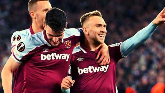 Europa League: Νίκη με τριάρα η Γουέστ Χαμ! (vid)