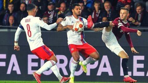 Europa League: Το ματς της αγωνιστικής στην Πράγα! Νικήτρια η Λυών! (vid)