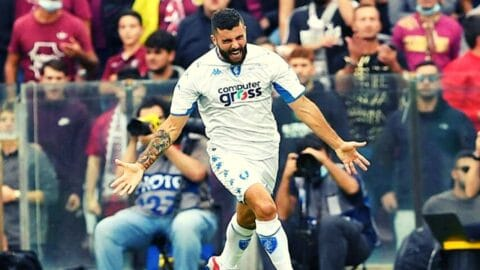 Serie A: Σαλερνιτάνα – Έμπολι 2-4 (vid)