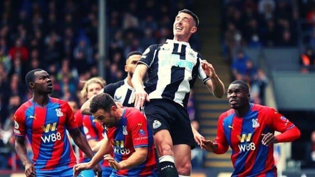 Premier League: Κρίσταλ Πάλας – Νιουκάστλ 1-1 (vid)