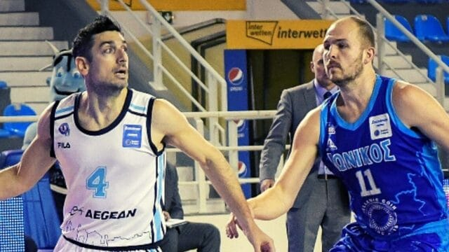 Basket League: Κολοσσός Ρόδου – Ιωνικός Νίκαιας 88-81 (vid)