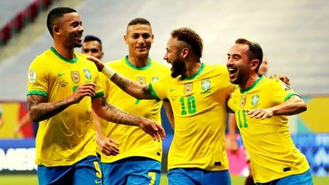 Εύκολες νίκες για Βραζιλία και Χιλή, δύσκολα η Αργεντινή! (vid)