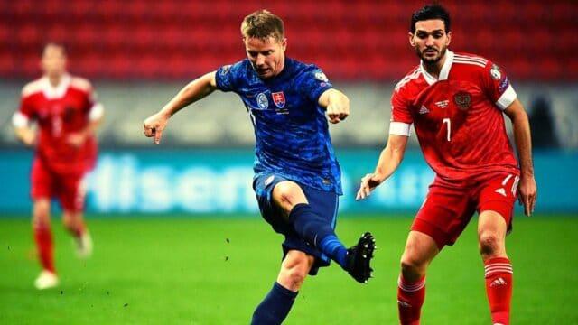Προκριματικά Μουντιάλ : Ρωσία – Σλοβακία 1-0 (Στιγμιοτυπα)