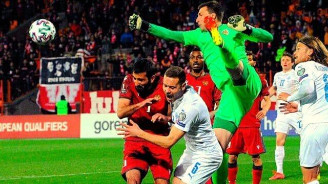 Προκριματικά Μουντιάλ :  Ισλανδία – Αρμενία 1-1 (Στιγμιότυπα)